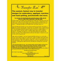Transfer-Eze 30 sheets - Product Image