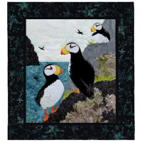 Horned Puffin Kit - Product Image