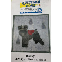 Quilt Run 2021 Pattern & Kit - Product Image