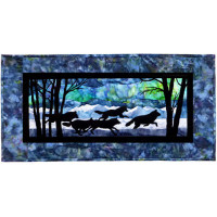 Aurora Nights - Thru the Forest Kit - Product Image