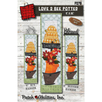 Love 2 Bee Potted - Product Image