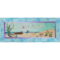 Beach Walk Block 3 - Birds of a Feather - Product Image