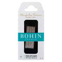 Bohin  #11 Applique needles - Product Image