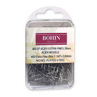 Bohin  Handicraft 30mm pins - Product Image