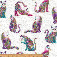 Cat-I-TudeArtist O'Cats - Product Image