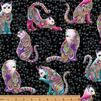 Cat-I-TudeArtist O'Cats - Product Image