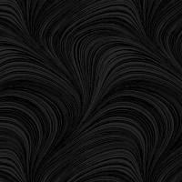 Pearlescent Wave TextureBlack/Black - Product Image