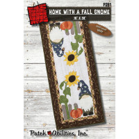 Home With A Fall Gnome Runner  - Product Image