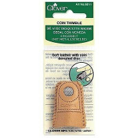 Clover  Coin Thimble  - Product Image