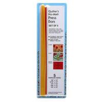Collins Quilter's No-Melt PRESS BARS - Product Image