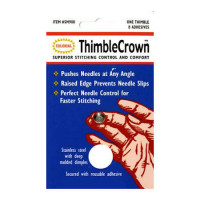 Colonial Thimble Crown - Product Image