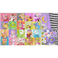 Calico Cats - Product Image