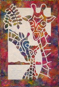 Giraffe Family - Product Image