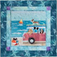 Dog Days of Summer Beach Bums - Product Image