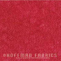 Dot Batiks - Flame - Product Image