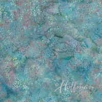 Dot Batiks - Aqua - Product Image