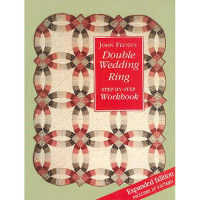 Double Wedding Ring step-by-step workbook - Product Image