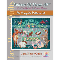Fairest Of Them All! (8 Patterns) - Product Image