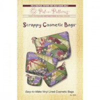 Scrappy Cosmetic Bag PAT00003 - Product Image
