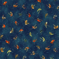Fly HomeFly Fish/Deep Blue - Product Image