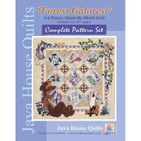 Forest Galorest (6 Patterns) - Product Image