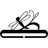 """Hanger - 6"""" Dragonfly - Product Image"""