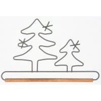 """Hanger - 6"""" Evergreen Trees - Product Image"""