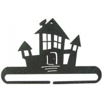 "Hanger - 6"" Haunted House - Product Image"