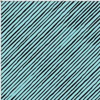 Sorat Stripe Turquoise/Black - Product Image