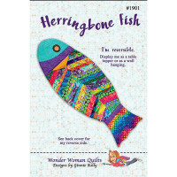 Herringbone Fish - Product Image