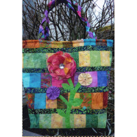 Jelly Roll Tote Bag - Product Image