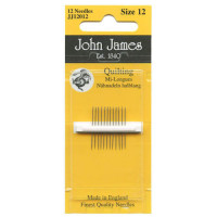 John James Quilting needles - Product Image