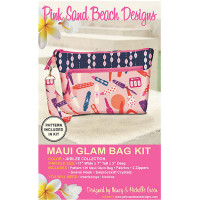 Maui Glam Bag Kit - Product Image