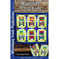 Monster Truckers - Product Image