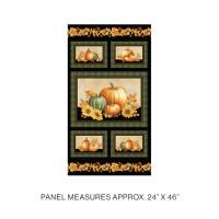 Autumn Elegance Panel - Product Image