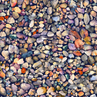 Rock Garden by Teresa Ascone - Product Image