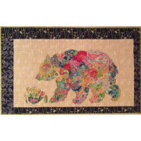 Paisley Bear - Product Image