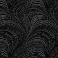 Pearlescent Wave TextureCharcoal - Product Image