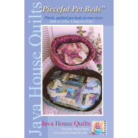 Pieceful Pet Beds - Product Image