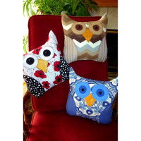 Pillow-That's a Hoot - Product Image