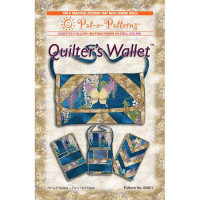 Quilters Wallet - Product Image