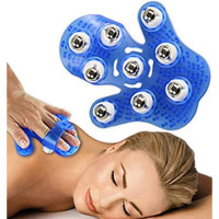 Roller Ball Body Massager BLUE - Product Image