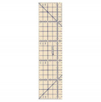 "Hot Ruler - 2 1/2"" x 10"" - Product Image"