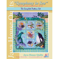 Symphony in Sea (7 Patterns) - Product Image
