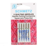 Schmetz Art. #1739 Quilting Needles   5 pcs - Product Image