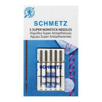 Schmetz Art. #4504 Super Universal Nonstick Needles   5 pcs - Product Image