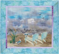 Beach Walk Block 1 - Holiday for Two - Product Image
