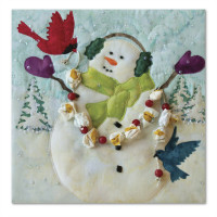 Snow Buds Block 2 - It's Snowing! - Product Image