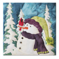 Snow Buds Block 6 - Just Chillin' - Product Image