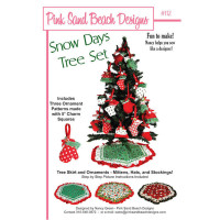 Snow Day Tree Set - Product Image